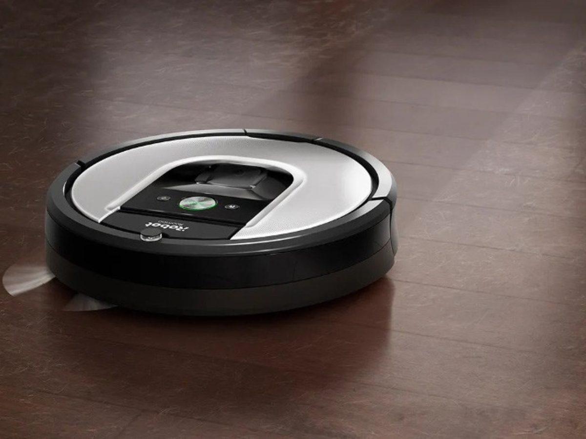 Adatto a Pavimenti e Tappeti Robot Aspirapolvere Automatica Intelligente per Domestico Automatico Lavapavimenti Spazzatrice a Robot