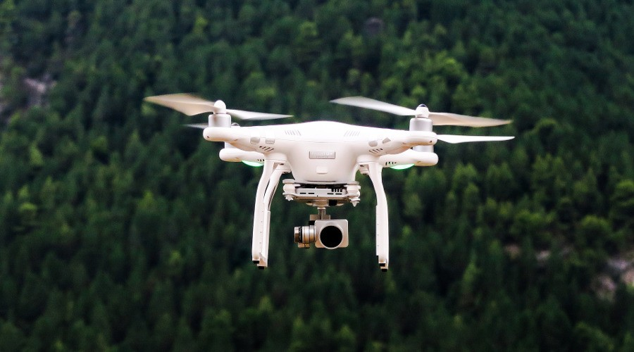 drone con telecamera migliore