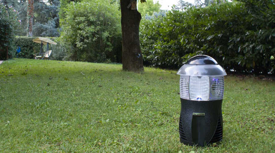 lampada zanzare migliore