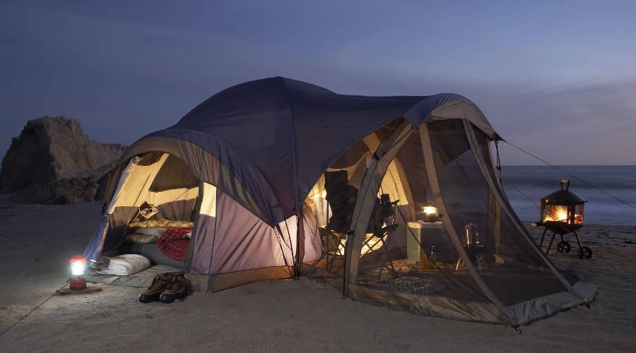 Come montare una tenda da campeggio? - SmartCityExhibition